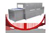 Для  промышленных посудомоечных машин