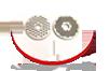 Решетки для мясорубки МИМ-300